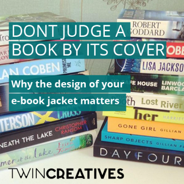 Ebook dont judge a book by its cover why the design of your ebook jacket matter fandeluxe Images